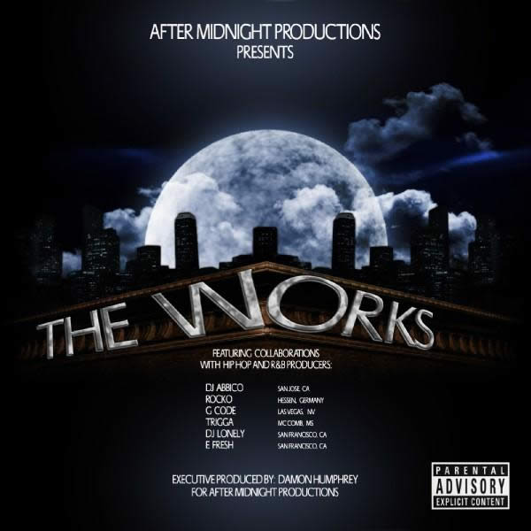 After Midnight Productions Presents The Works(available on iTunes)