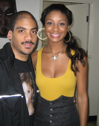 Jerry Rice Daughter http://www.aftermidnightproductions.biz/Photos.html